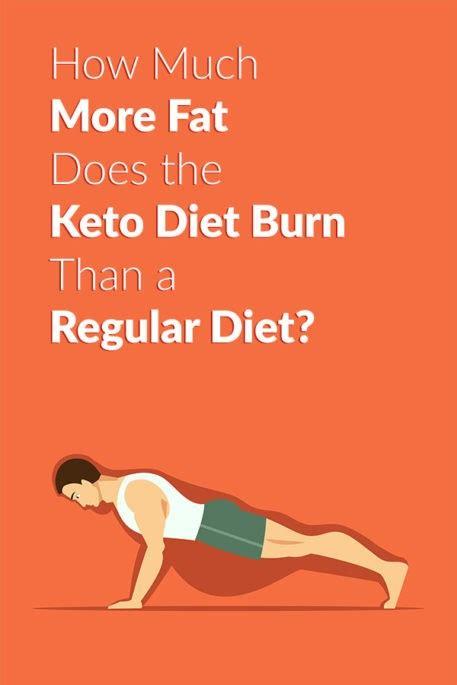 fat   keto diet burn   regular