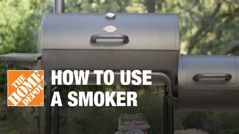 How To Use A Smoker Grill Youtube