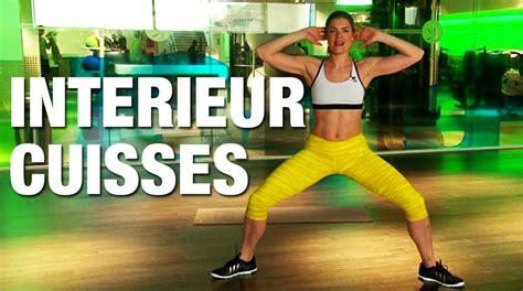 muscler les adducteurs et les jambes exercices pour