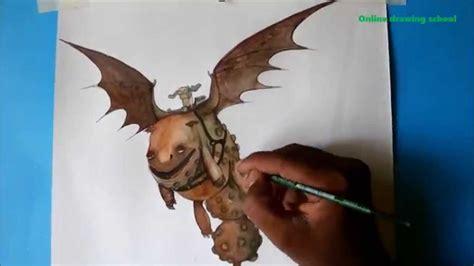 draw dragon hotburple    train  dragon