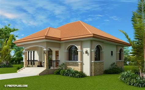 Three Bedroom Bungalow House Design Pinoy ePlans