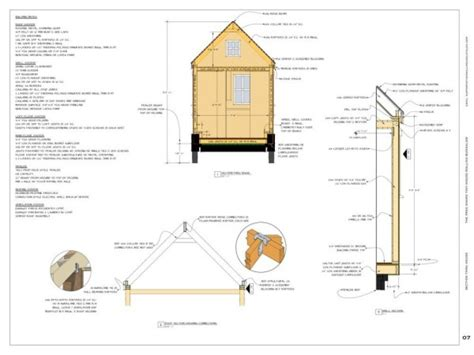 Home Design Level 160 : Tiny 160 Sq Ft House Plan 100 Sq Ft Cabin, Tiny Bungalow