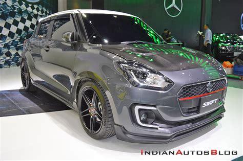 Grau Metallic by Mineral Grey Metallic Custom Suzuki At 2018 Thai