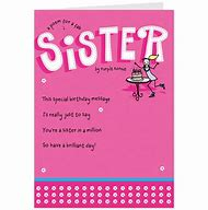 Funny Sister Birthday Cards Free