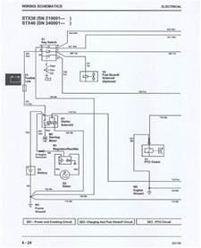 stx 38 wiring schematic stx38 wiring diagram black deck