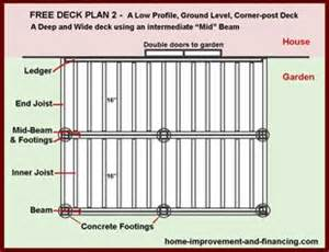8x8 deck plans free 12x12 deck plans images 12 x 12 deck