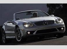 Used 2008 MercedesBenz SLClass SL65 AMG Pricing For