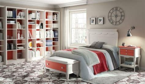 etagere chambre ado 60 exemples pour la chambre enfant bois moderne