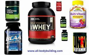 Top 7 Muscle Building Supplements