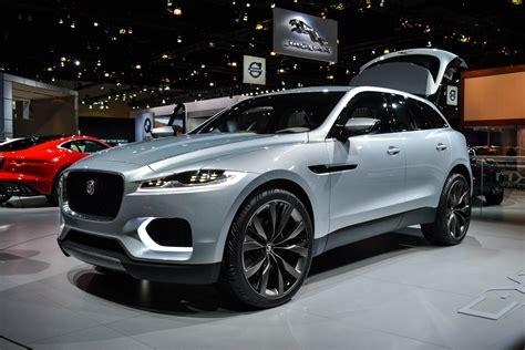 Full Steam Ahead For Jaguar's New F-type Suv!