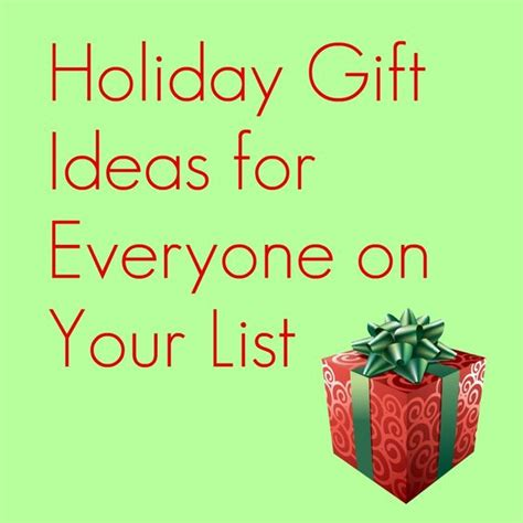 christmas gift ideas for anybody tons of awesome gift ideas for everyone on your list cool gifts inexpensive