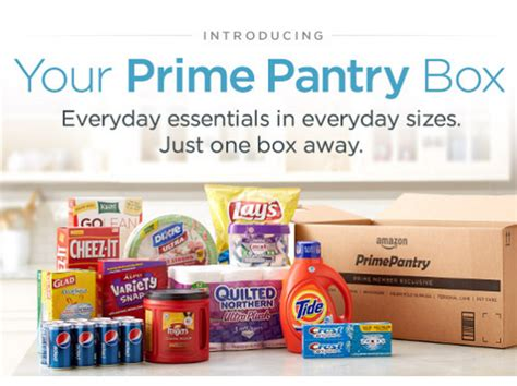 Amazon Prime Pantry Is The New Grocery Delivery Service