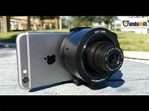 Wlan Cam Test : amkov sp w501 wifi camera lens 14mp 1080p sony qx10 clone android ios unboxing test ~ Eleganceandgraceweddings.com Haus und Dekorationen