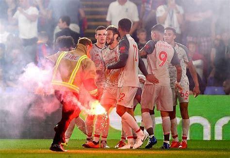 Premier League 2018-19, Liverpool vs Brighton & Hove ...