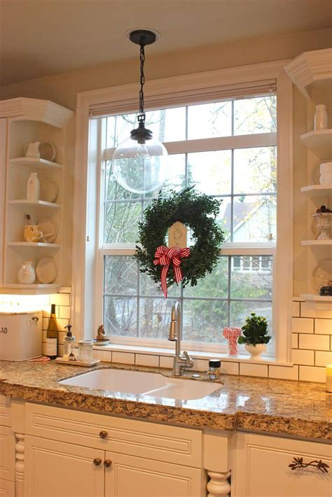 kitchen window lighting 1000 ideas about kitchen window shelves on 3486