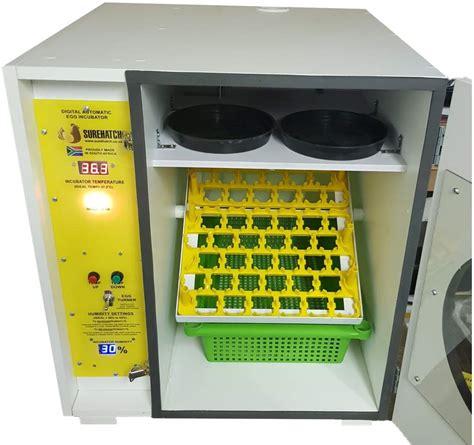 60 Egg Incubator and Hatcher - Fully Automatic Digital ...