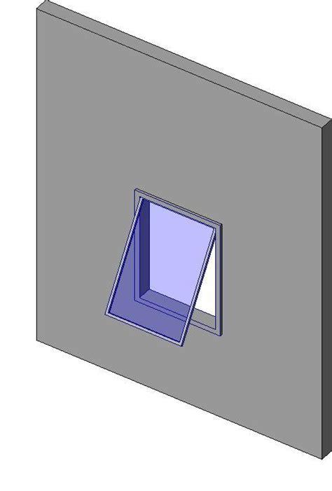 revitcitycom object window awning window family object