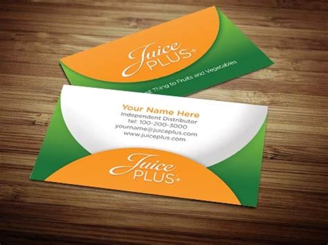 Juice Plus Business Card Design 1 Follow Up Business Letter Samples Sample Plan Commercial Kitchen Yoga Studio Card Dimensions Centimeters Cash Flow Projection Cover Harvard School Example In Pdf Boarding House