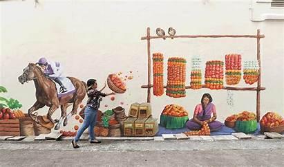 Singapore Wall Murals Street Spots Instagram Worthy