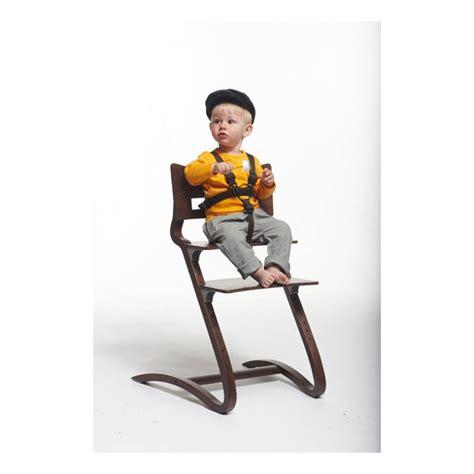 harnais bébé chaise haute harnais de sécurité chaise haute leander design bébé