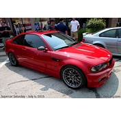 E46 BMW M3 In Imola Red  BenLevycom