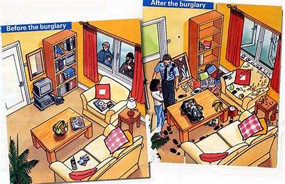 There Were Burglary Before Describe Prepositions Place