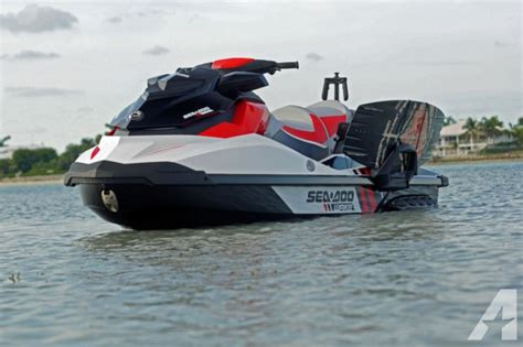 Sea Doo Wave Boat For Sale by Sea Doo Wave Runner For Sale In Glen Park New York