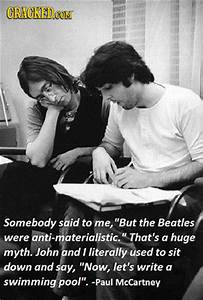 18 Unexpected (... Paul Mccartney Quotes