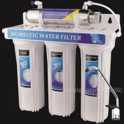 kitchen faucet with filter uv ultraviolet light water filter system 4 stage