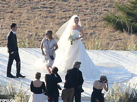 Kate Bosworth Wedding Pictures Popsugar Celebrity