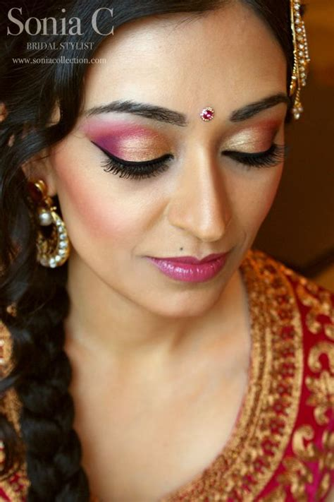 indian bridal wedding makeup step  step tutorial