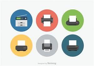 Free Printer Vector Icons - Download Free Vector Art ...