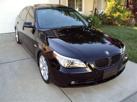 2004 Bmw 545i For Sale by Purchase Used 2004 Bmw 545i Black On Black 23k