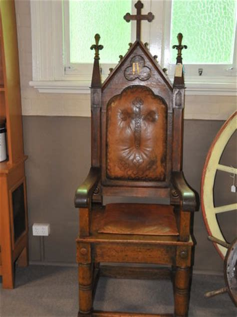 ipswich antique centre product gallery throne chair