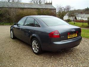 2002 Audi A6 - Pictures