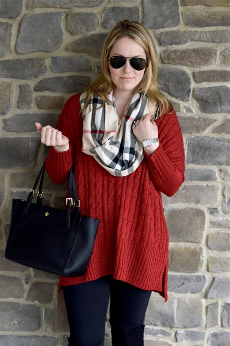 Valentineu0026#39;s Day Red Sweater - A Blondeu0026#39;s Moment