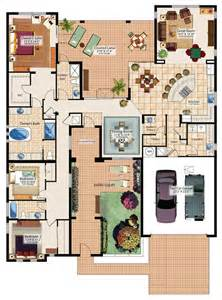 sims 3 floor plans for houses the idea that all the bedrooms are together formal