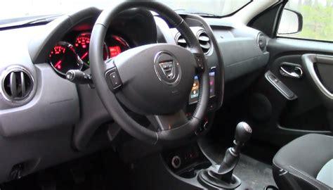 renault duster 2016 interior 2016 dacia duster interior medianav evolution youtube