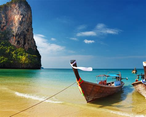 Thailand Travel Vacation Nature Scenery Hd Wallpaper 09