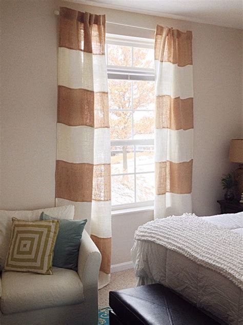 horizontal drapes 25 best ideas about horizontal striped curtains on