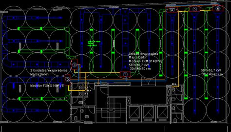 air conditioning dwg section for autocad designs cad