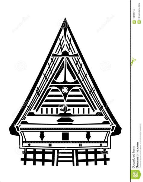 atap rumah vektor ide membangun renovasi rumah modern