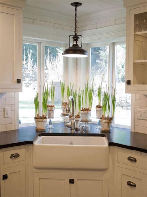 cool corner sink designs  options  wont