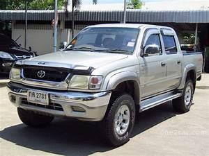 Toyota Hilux Tiger 2004 E Prerunner 2 5 In  U0e01 U0e23 U0e38 U0e07 U0e40 U0e17 U0e1e U0e41 U0e25 U0e30