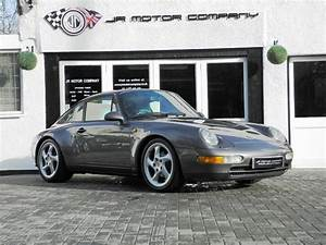 1994 Porsche 911 993 Carrera 2 Manual Coupe Slate Grey 62k