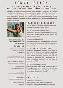 how to make a resume free sample new yoga teacher resume sample yoga pinterest