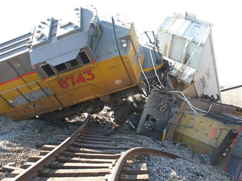 Train Crash In Wilson County