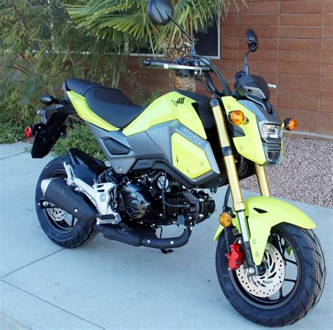2018 Honda Grom by 2018 Honda Grom For Sale Kingman Az 103497