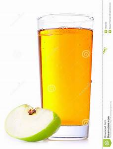 Glass Of Apple Juice Royalty Free Stock Photo - Image ...