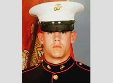 Arlington Heights Marine Lance Cpl James Bray Stack